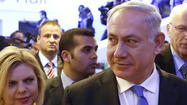 Israel's Benjamin Netanyahu is scolded over son's romance
