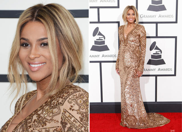 Grammys 2014 best dressed: Ciara