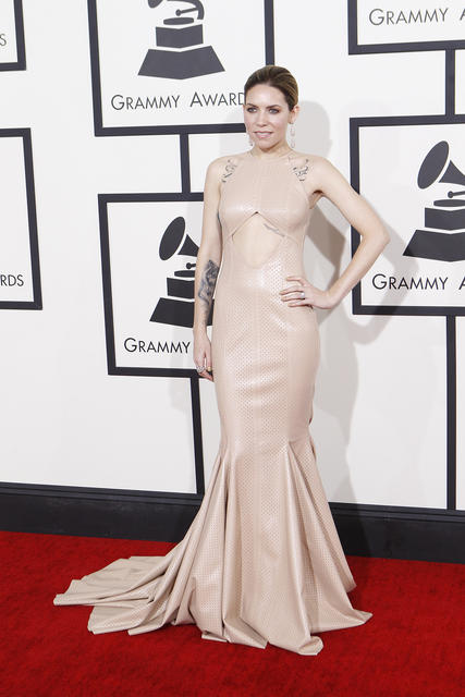 Grammys 2014 worst dressed: Skylar Grey