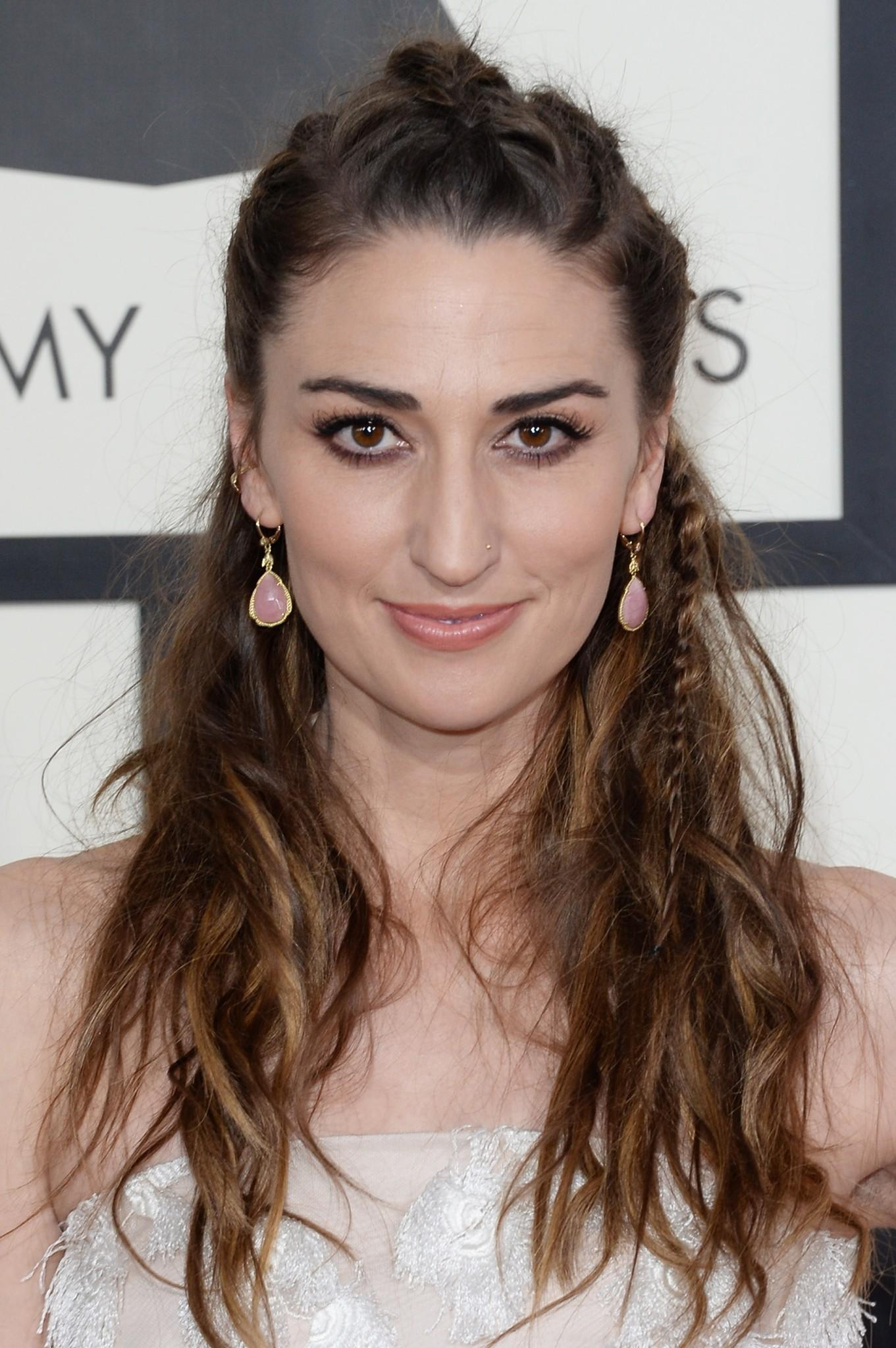 Grammys 2014 How Sara Bareilles Got Her Textured