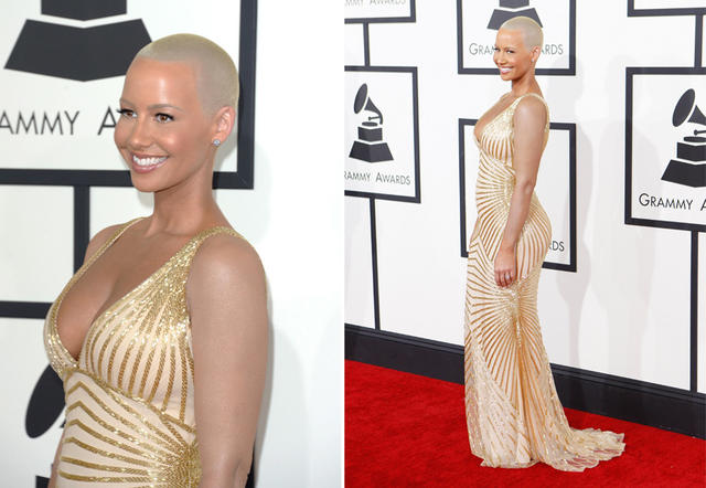 Grammys 2014 best dressed: Amber Rose
