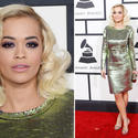 Grammys 2014 best dressed: Rita Ora