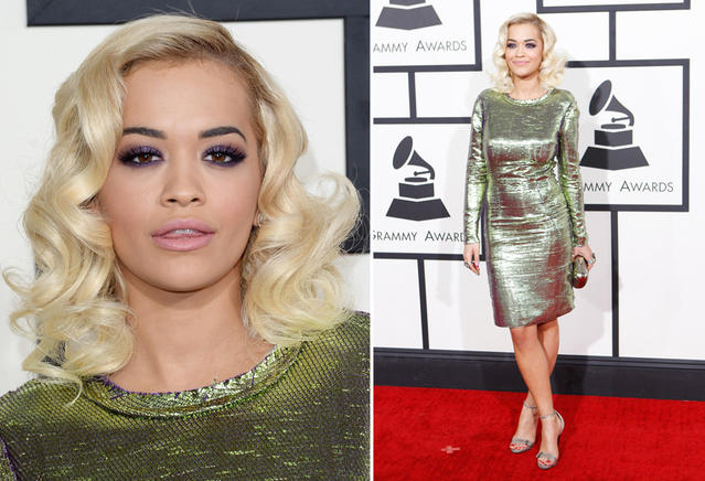 GGrammys 2014 best dressed: Rita Ora