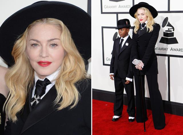 Grammys 2014 worst dressed: Madonna