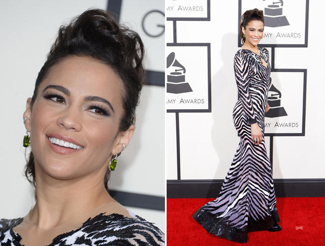 Grammys 2014 best dressed: Paula Patton