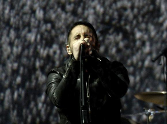 Trent Reznor at the Grammys