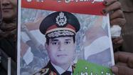 Egypt's Sisi promoted to field marshal, mulls presidential run