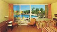 Villa Moderne postcard