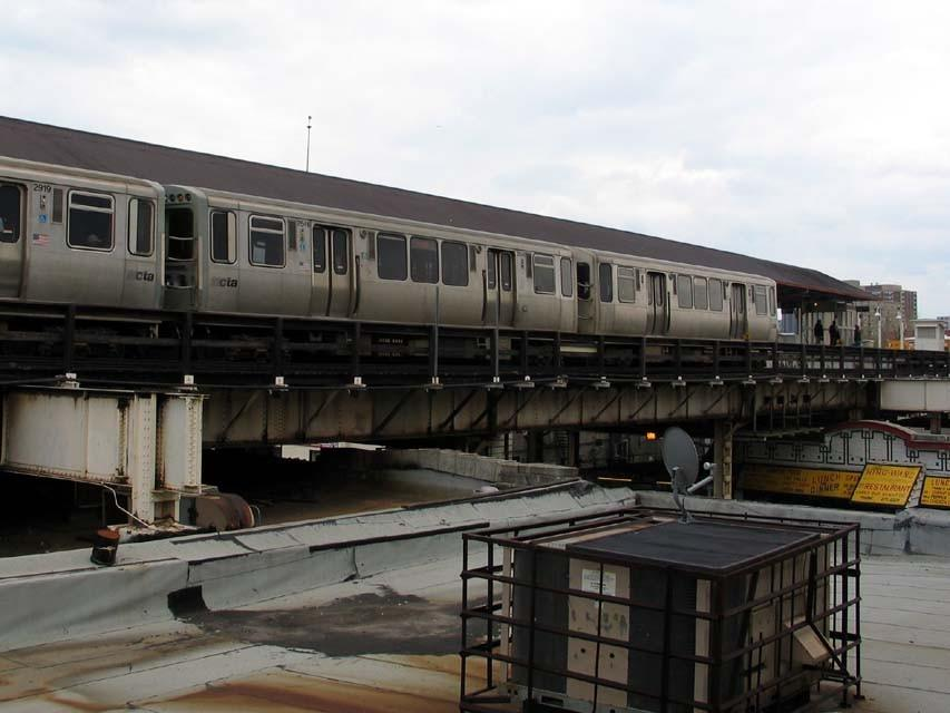 The CTA is planning a $203 million overhaul of the stop.