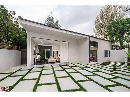 The actor purchased the home from talk show host Ellen DeGeneres in 2007 for $1.995 million.