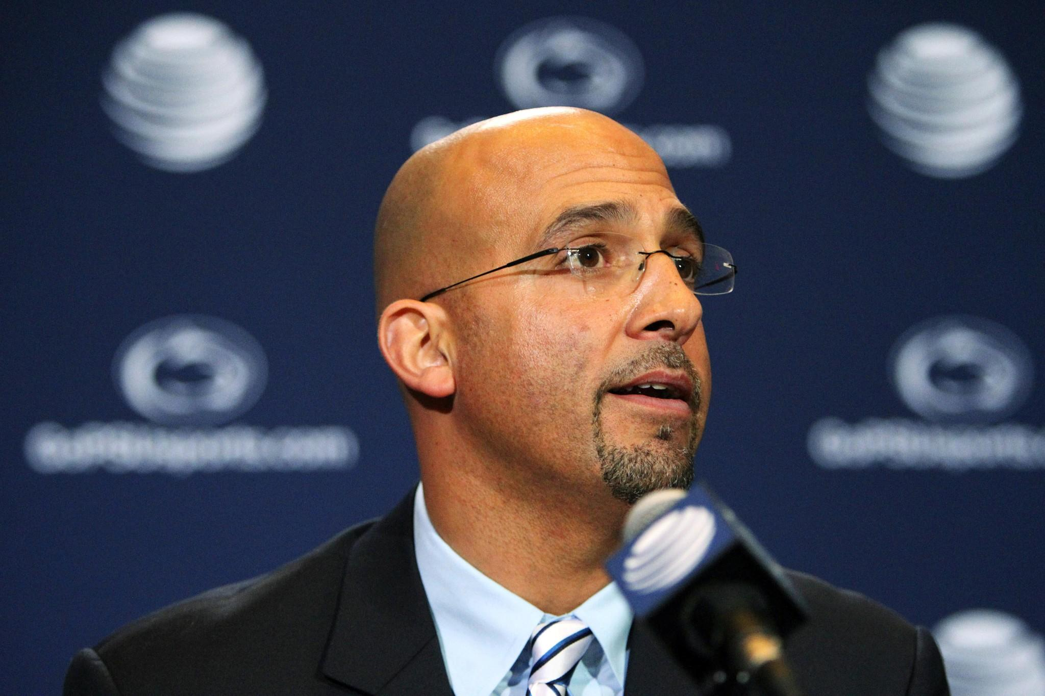 Two more recruits have changed their mind and picked Penn State after meeting with head coach James Franklin.