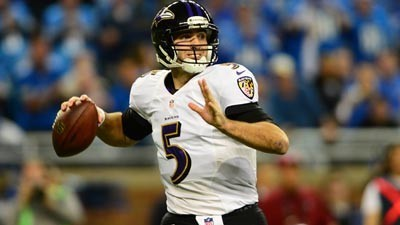 Gary Kubiak 'looking forward to being a part of' Joe Flacco bou…
