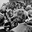 Beatlemania strikes the U.S.