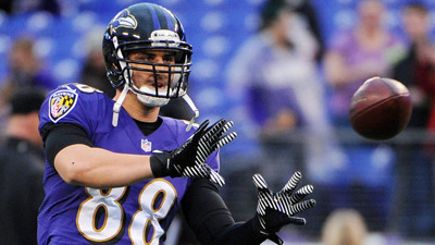 Gary Kubiak's offense could be perfect fit for Dennis Pitta
