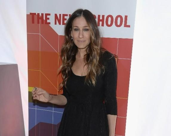 Sarah Jessica Parker attends The New School University Center Grand Opening at The New School University Center on Jan. 23, 2014 in New York City.
