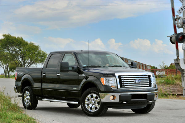 A recent online survey found 32% of women said attractive men drive pickup trucks. Black was the most popular color, and Ford was the most popular brand among women finding men attractive.