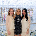 The world-renowned Alvin Ailey American Dance Theater will take the stage for a performance when the Raymond F. Kravis Center for the Performing Arts hosts its annual gala Feb. 24. Tara Vecellio, left, Cameron Preston and Angela Vecellio will be among the guests in attendance.