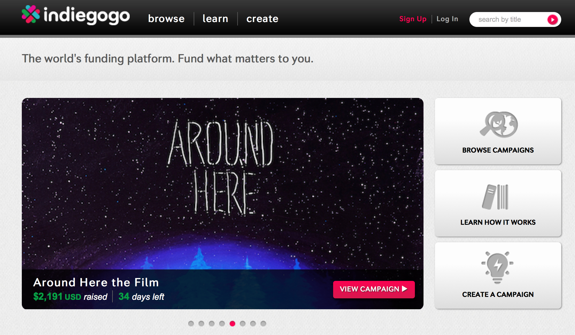 Crowdfunding website Indiegogo on Tuesday announced that it had raised $40 million in funding.