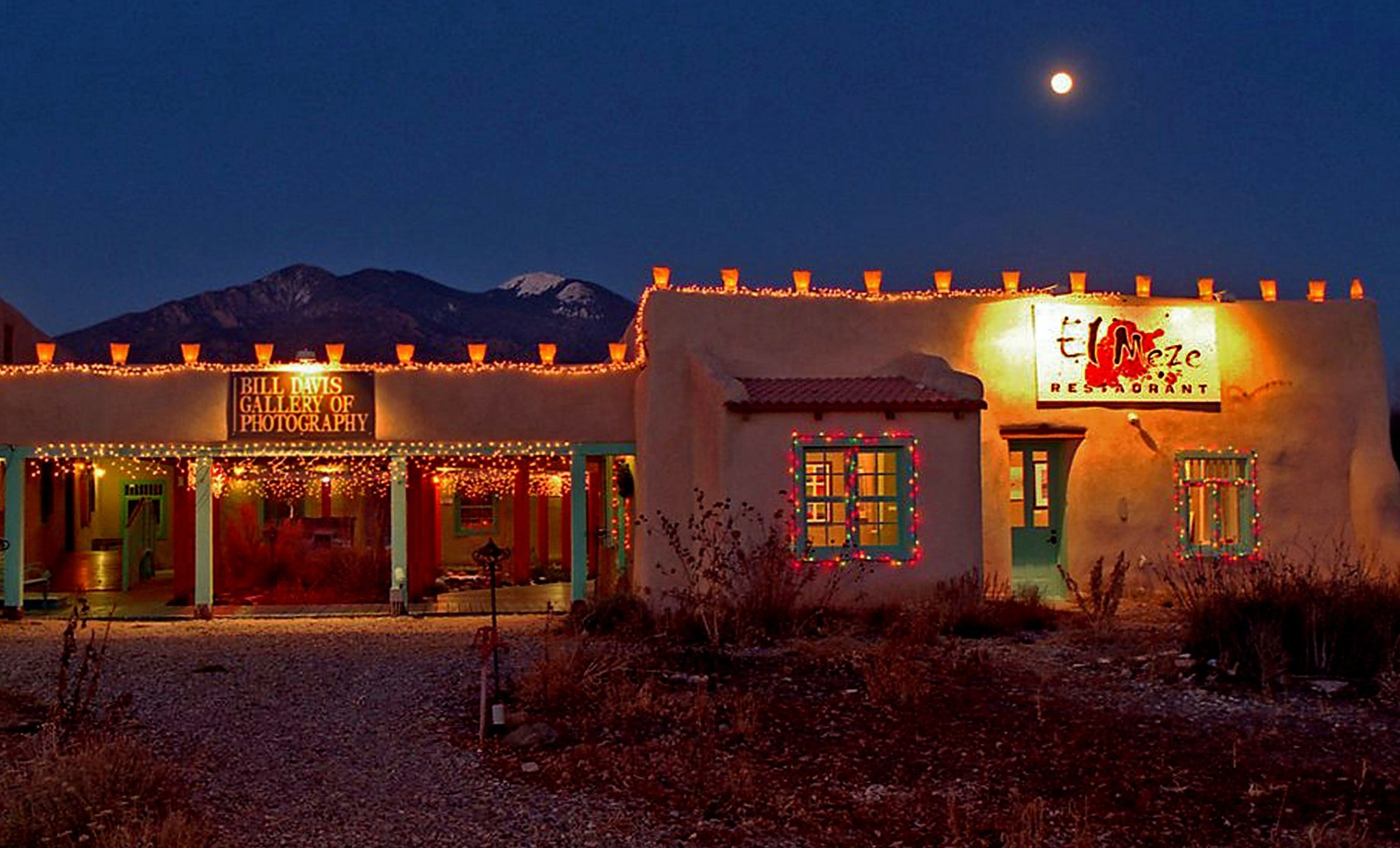 A weekend in Taos, New Mexico - El Meze