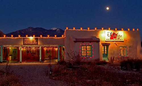 El Meze is a farm-to-table restaurant that features <i> la comida de las sierras,</i> or food of the mountains, in Taos, N.M.