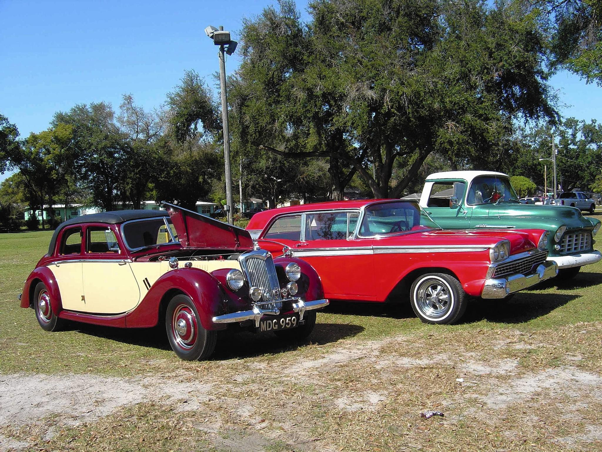 Pre-1964 hot rods and custom cars will be revving their engines and zooming into Cowboys Orlando for the Rumbler Car Club's ninth annual Groundhog Gala on Saturday February 7.