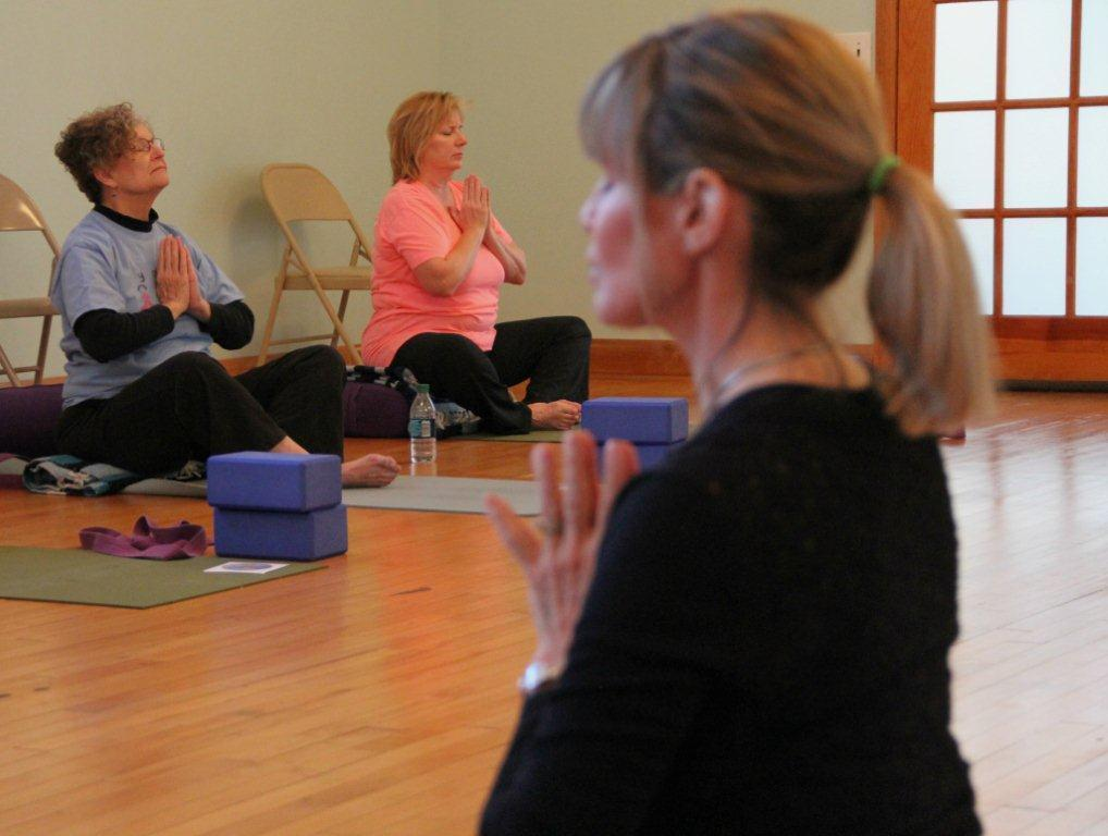 Practicing yoga helped fatigue and inflammation in breast cancer survivors in a study.