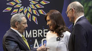 Cuba hosts Latin American and Caribbean summit