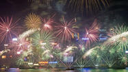 China looks to halt New Year's fireworks to curb air pollution