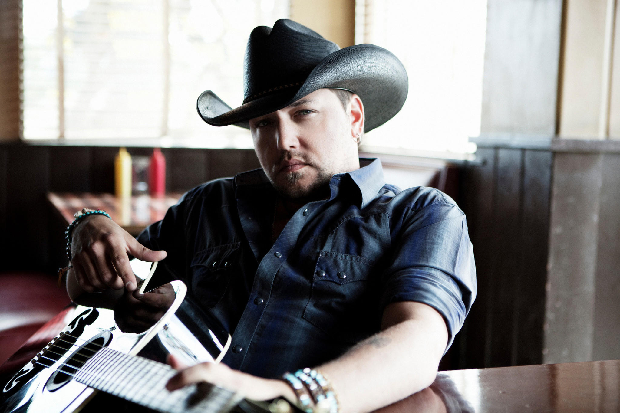 Country singer Jason Aldean visits the Baltimore Arena Feb. 1.