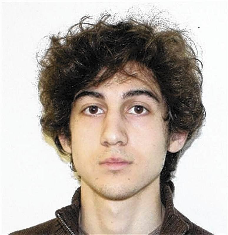 Dzhokhar Tsarnaev, 19, suspect #2 in the Boston Marathon explosion is pictured in this undated FBI handout photo. The U.S. Justice Department will decide this week whether to seek the death penalty.