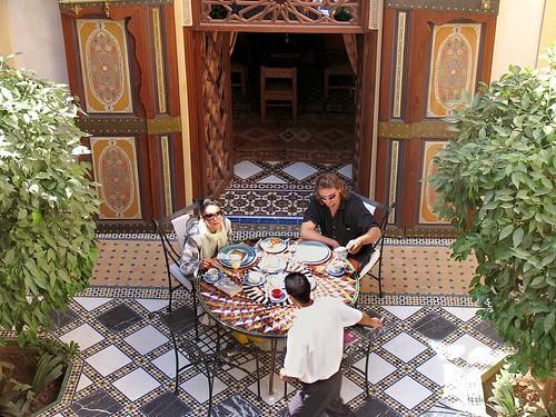 Marrakech, Morocco radiates splendour and mysticism.