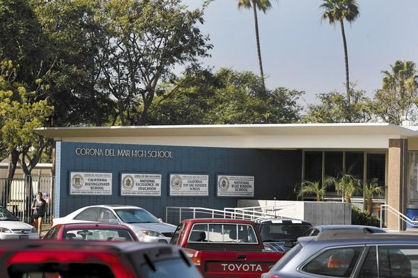 Corona del Mar High School's sterling record has been shaken by an ugly cheating scandal.