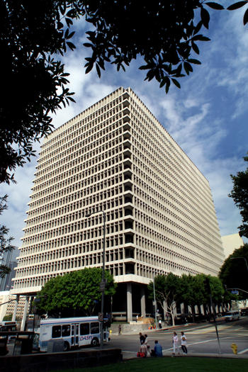 L.A. Criminal Courts building