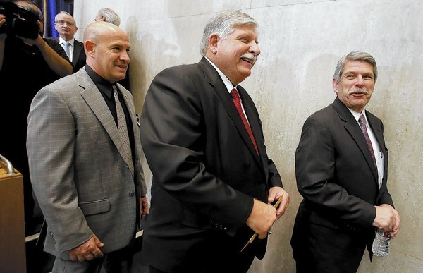 A sheriff, not a 'place-holder,' to speed reforms ...