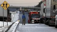 Atlanta paralyzed by less than 3 inches of snow