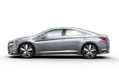 The Subaru Legacy concept, which was shown off at the LA Auto Show, should provide a good glimpse of what to expect from the 2015 Subaru Legacy that debuts at the 2014 Chicago Auto Show.