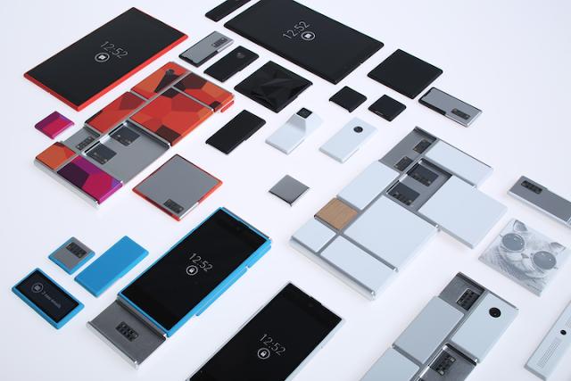 Google to keep Motorola team responsible for modular phone project