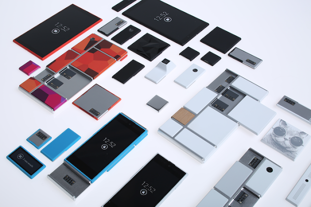 Google is selling Motorola to Lenovo, but the Silicon Valley company will keep the team responsible for Project Ara, a modular phone concept.