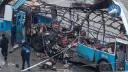 Russians name Volgograd suicide bombers, arrest alleged accomplices