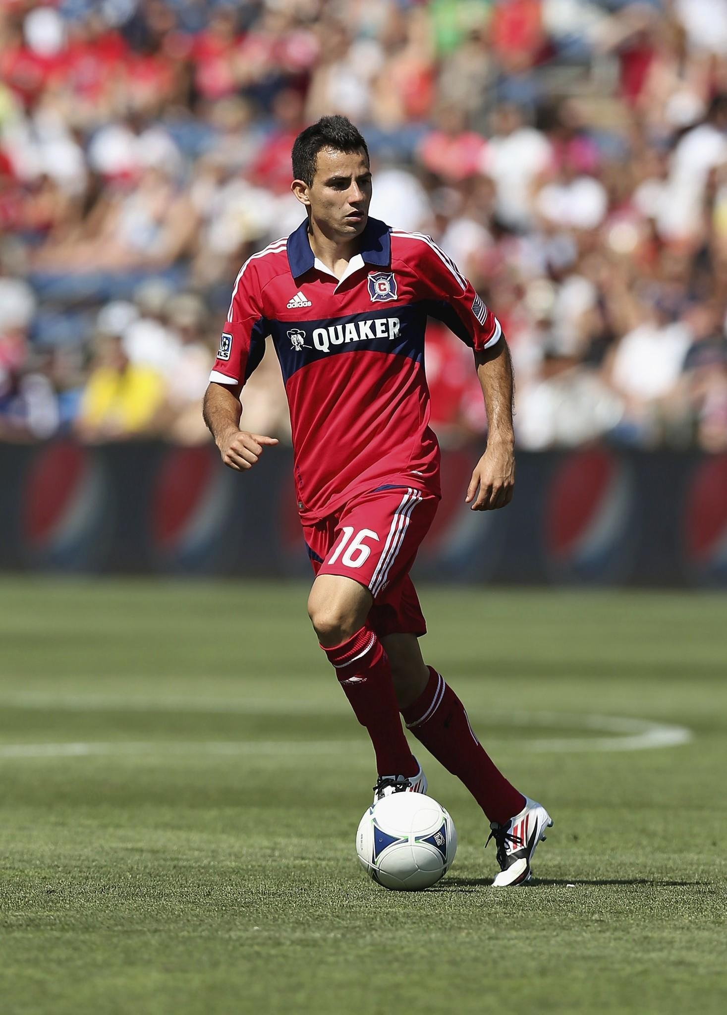 Marco Pappa is returning to MLS, but not likely to Chicago.