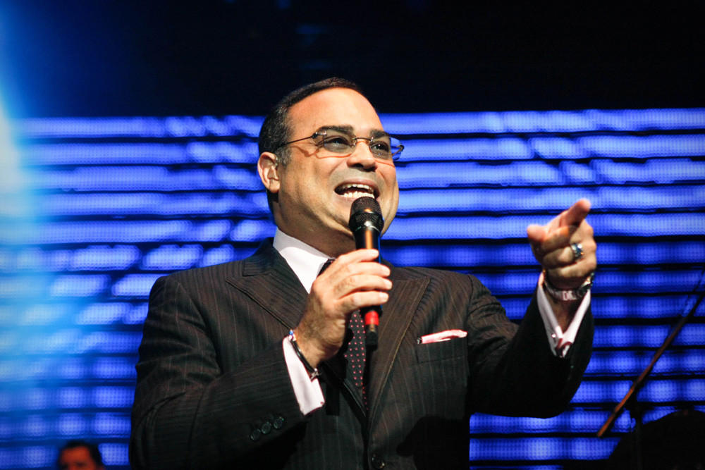 Gilberto Santa Rosa will perform March 7 at House of Blues in Orlando.