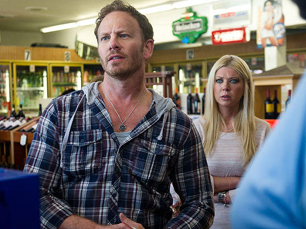 "Ian Ziering and Tara Reid are reuniting for Syfy's ""Sharknado 2: The Second One."""