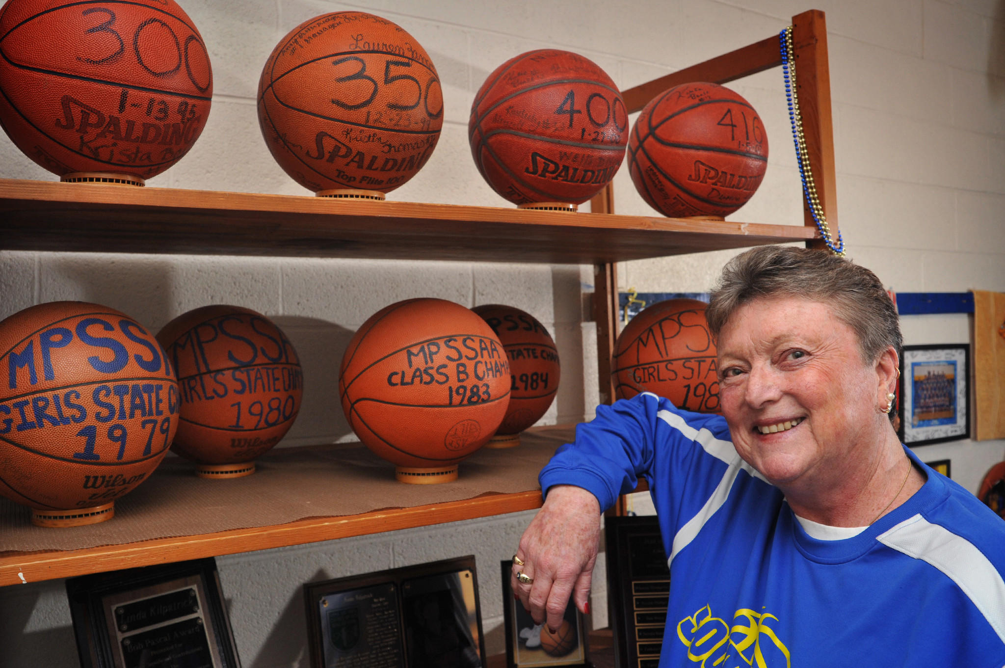 Southern High School girls basketball coach Linda Kilpatrick is closing in on her 500th career victory.