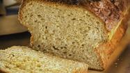 Gluten-free bread at home