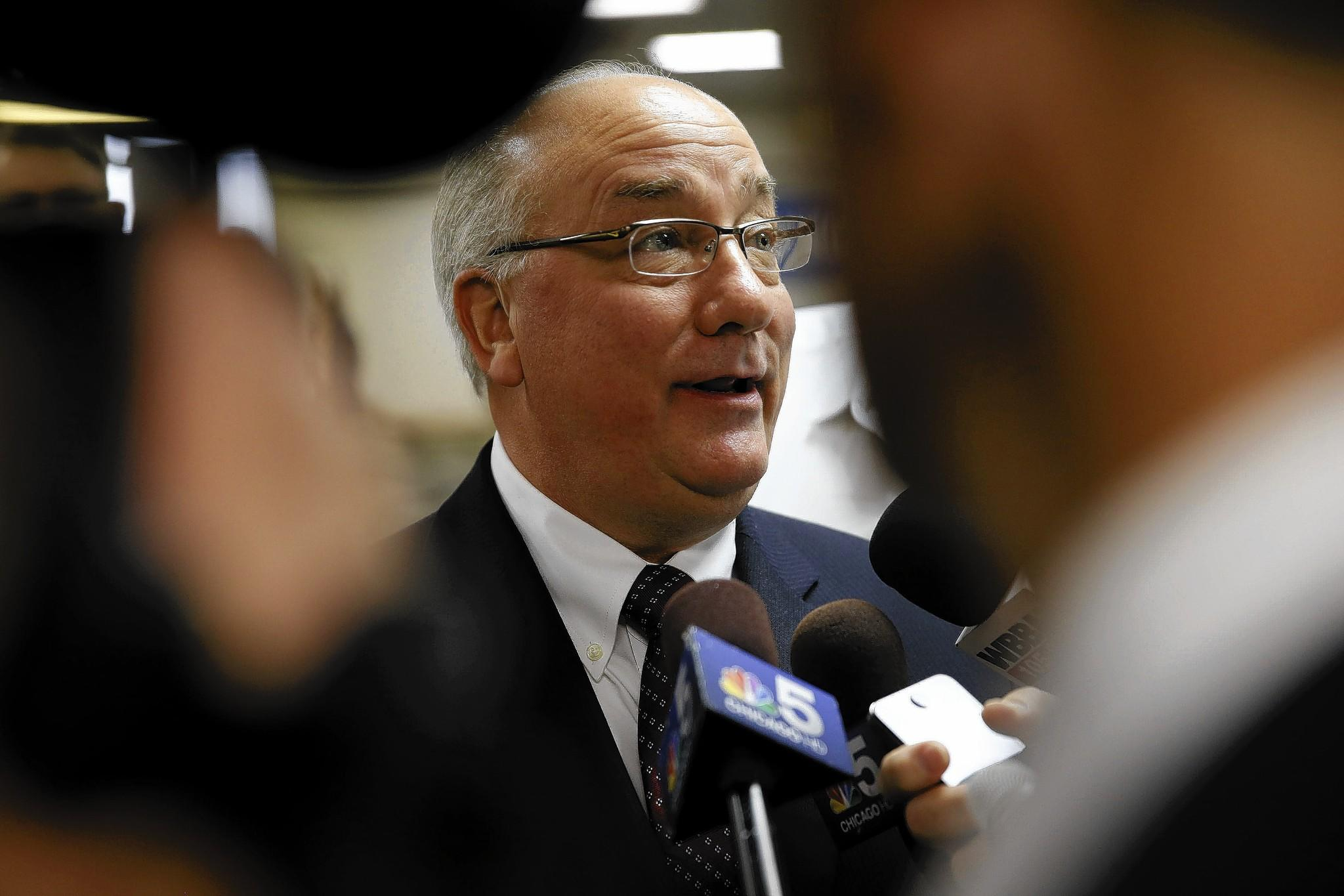 Don Orseno, who has been Metra's acting CEO since August, is said to be the leading contender among four candidates for the top job. Orseno has 40 years of railroad experience, including 30 years at Metra.