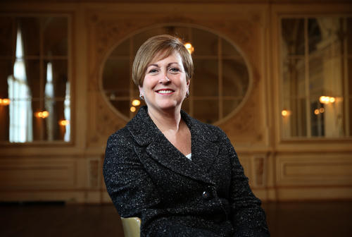 Deborah Rutter was the president of the CSO from 2003 until this year. In September Rutter will become the president of the John F. Kennedy Center for the Performing Arts in Washington, D.C.