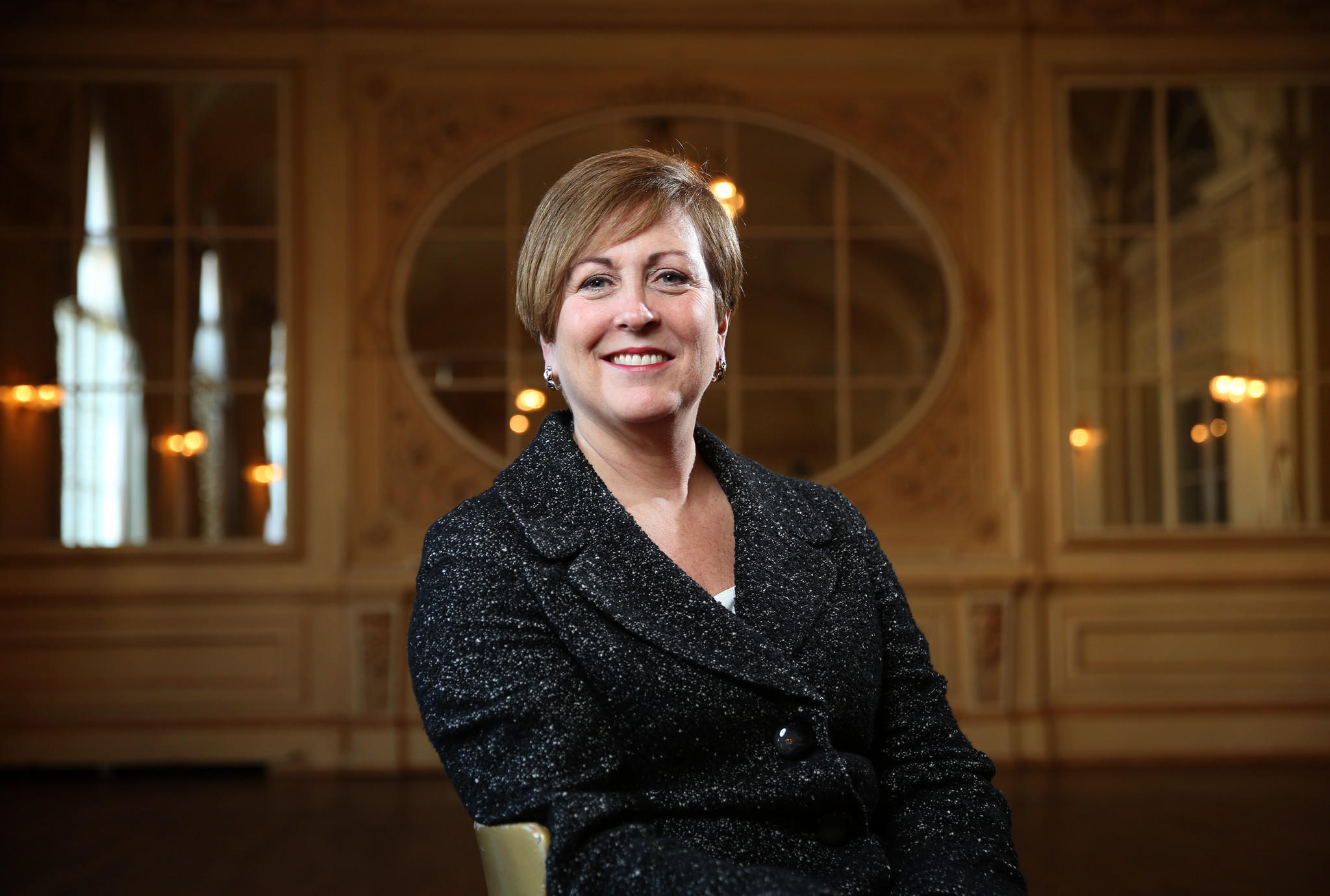 Deborah Rutter, president of the Chicago Symphony Orchestra.