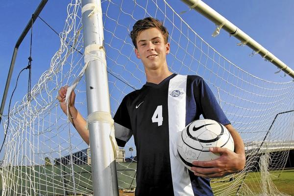 Corona del Mar High's John O'Connor is the Daily Pilot High School Athlete of the Week.