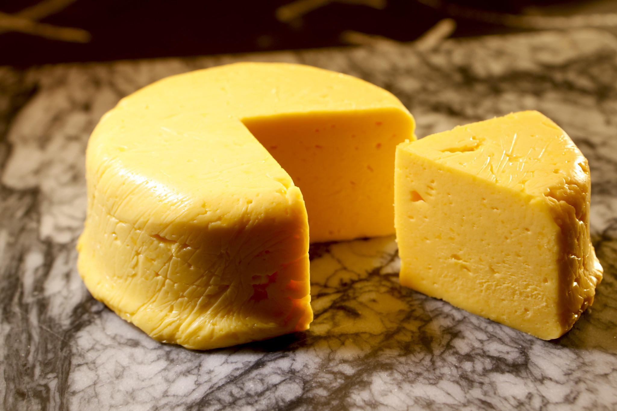 Recipe: Homemade processed cheese - California Cookbook