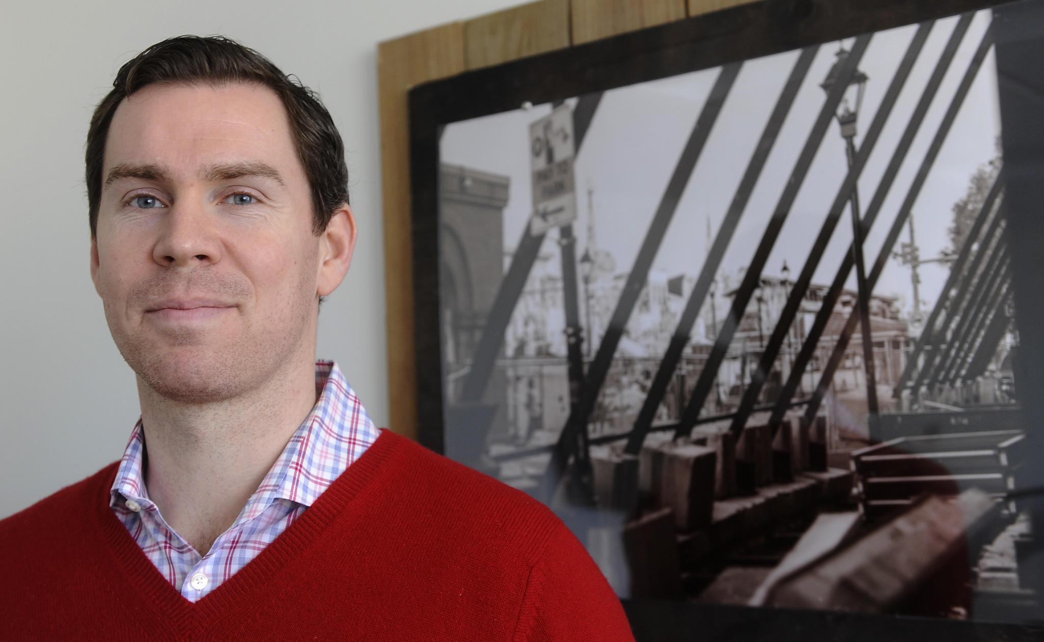 Daniel J. Klein, president of Klein Enterprises.